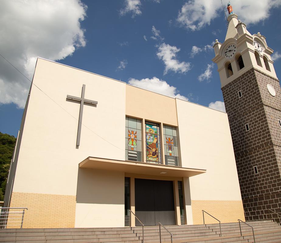Igreja Matriz de Otávio Rocha